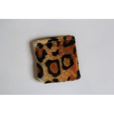 Coussin au catnip - petit - léopard