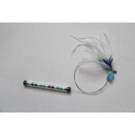 ZE Plumet bleu