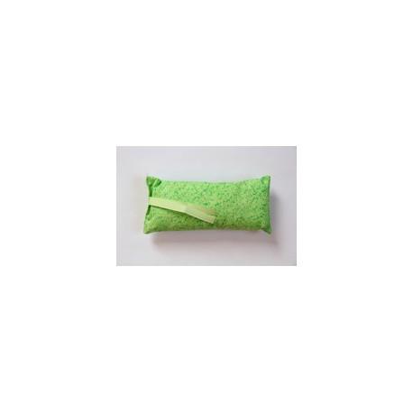 Coussin au catnip - moyen - vert