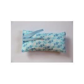 Coussin au catnip - moyen - fleur bleu